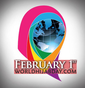 Logo world hijab day