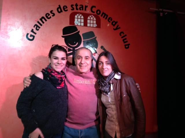 Un an passu00E9 avec le Graine de Star Comedy Club de Ali Benosmane