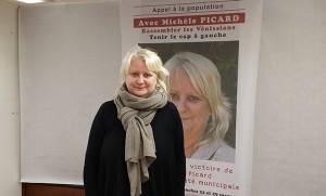 Michèle Picard -Parti Communiste