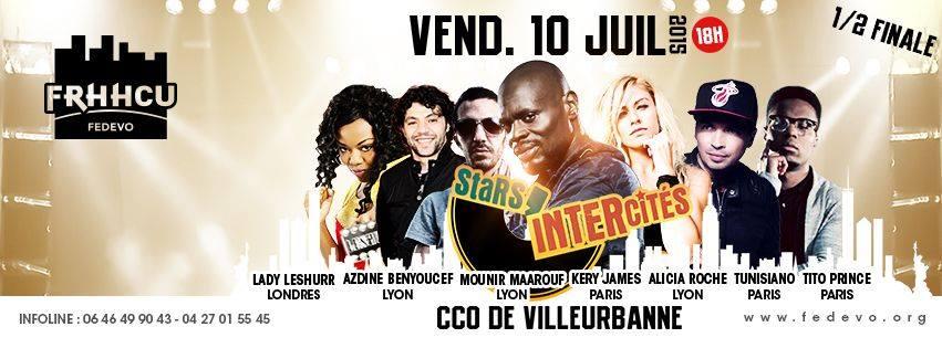 Affiche du Star Inter Cités