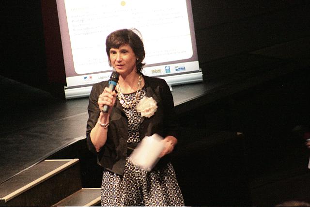 Isabelle Chevenez, directrice du CRDSU. ©CRDSU