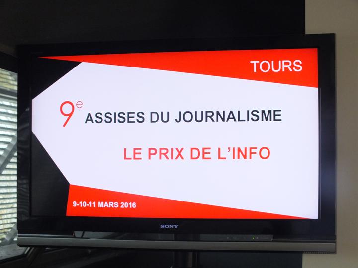 Assises Internationales du Journalisme : Comment s'informent les jeunes