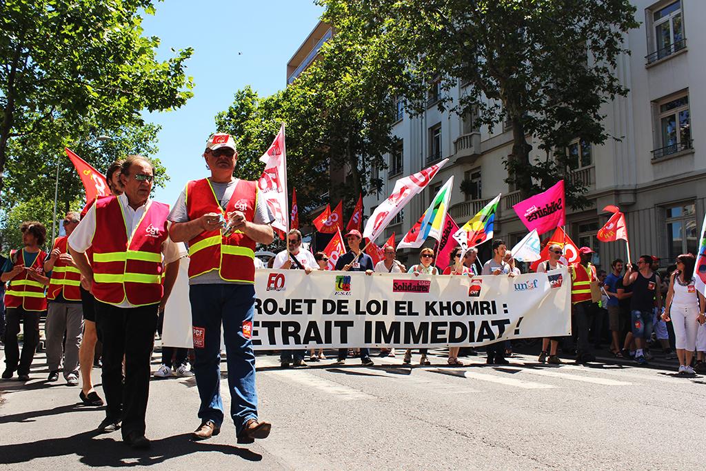 14ème journée de manifestation à Lyon