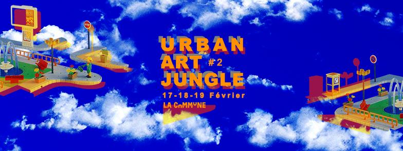 Urban Jungle Festival 2 : Le succès à tous les étages