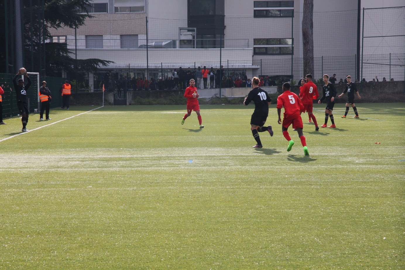 Duchère – Lens, le match controversé des U19