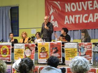 Philippe Poutou : entre internationalisme et jeunesse