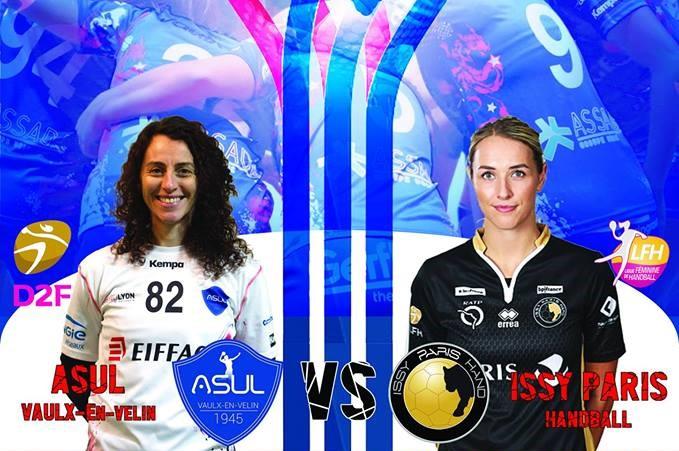 Coupe de France handball féminin : Issy c'est Paris !
