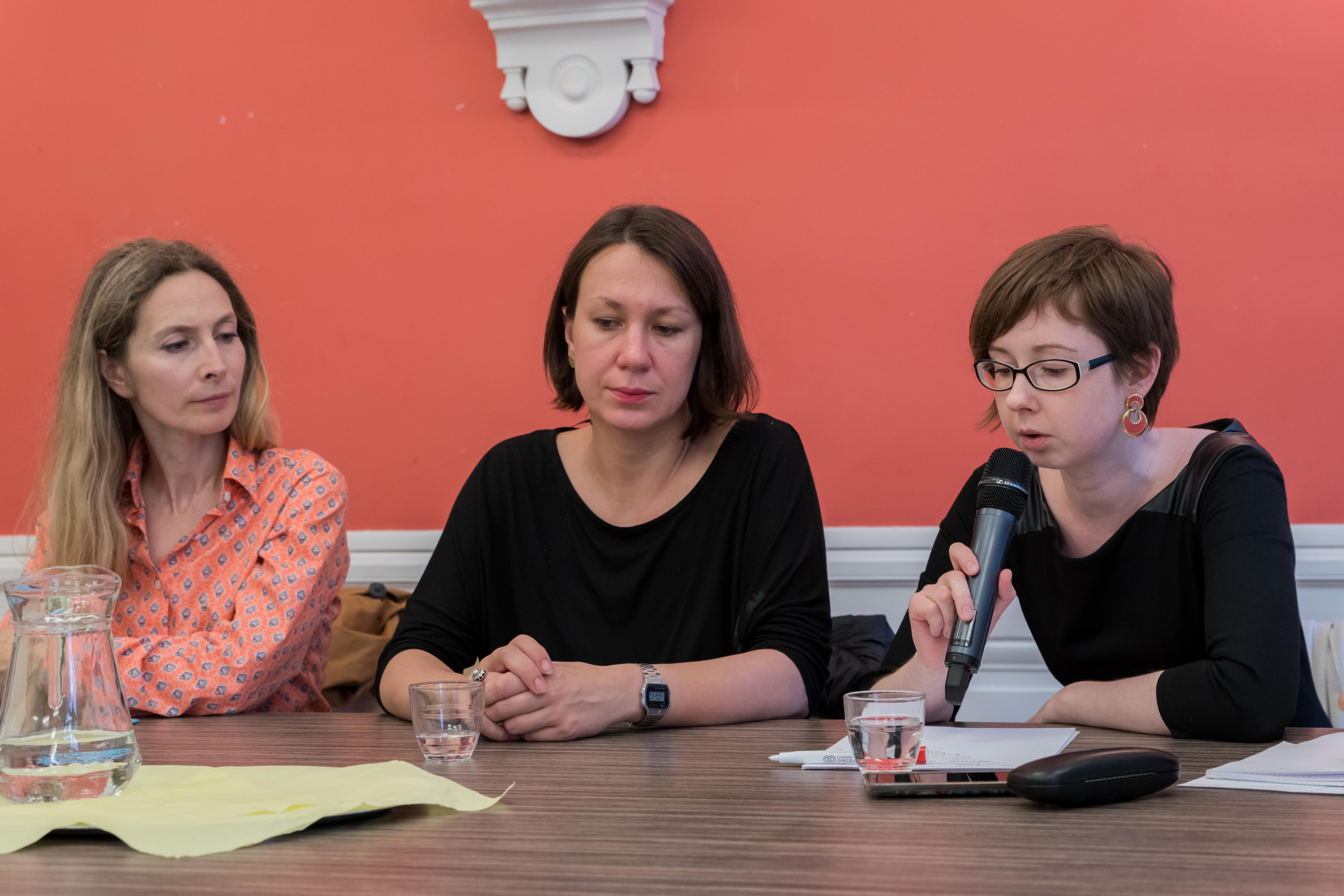 Irina Gordienko: La sentinelle russe des droits humains