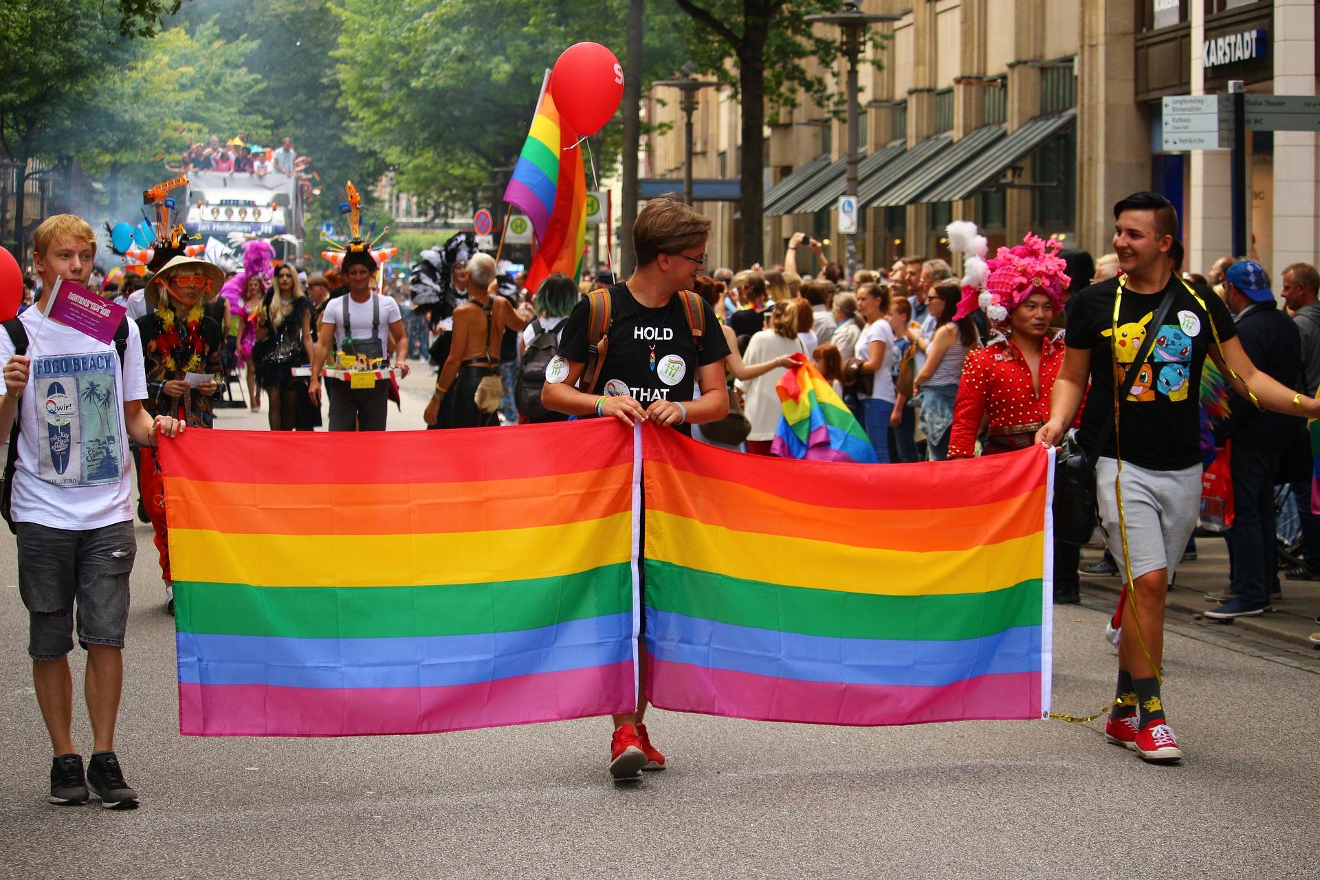 Marche des fiertés: Une victoire remplie de gaieté