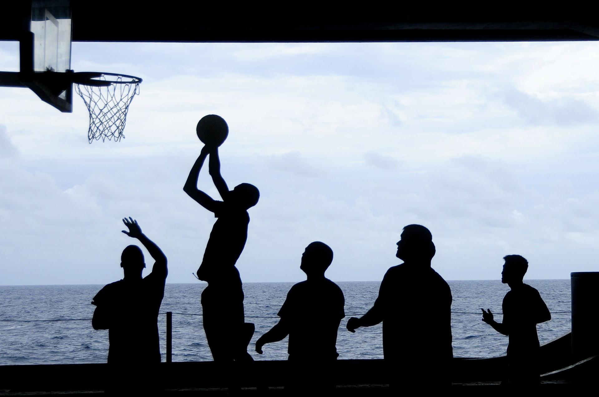 Du street-ball à la NBA