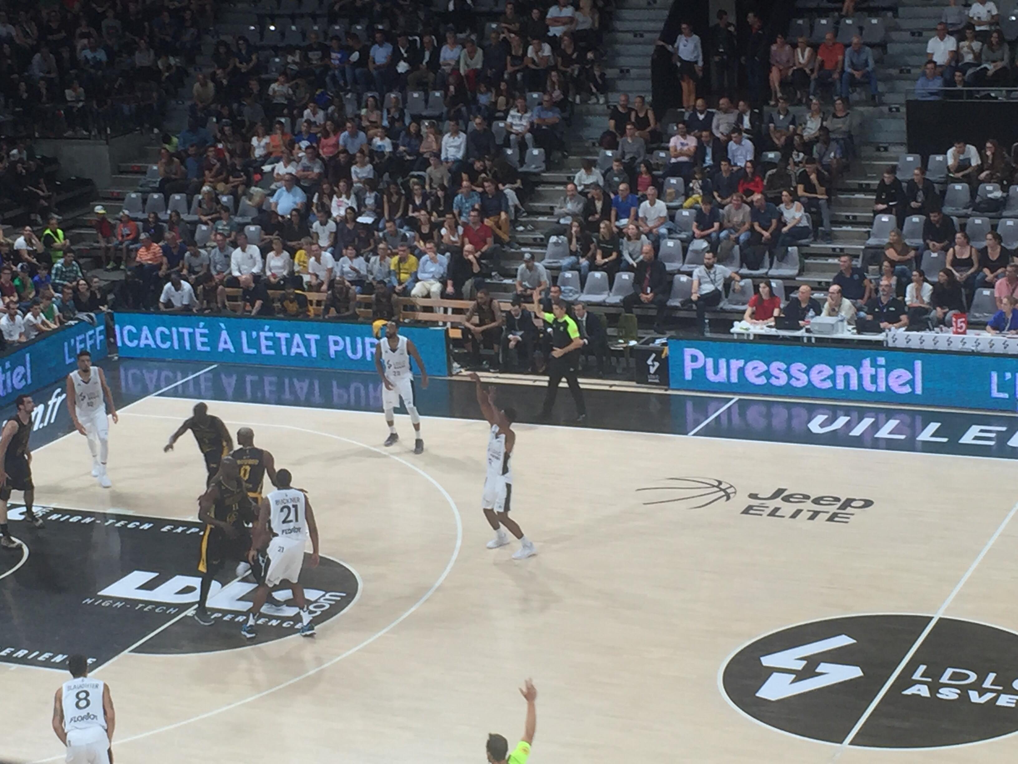 Draft : Théo Maledon, de Villeurbanne à la NBA