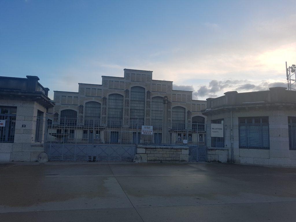 Les anciens abattoirs, aujourd'hui halle Tony Garnier. Crédit Zahra Blal / LyonBondyBlog.