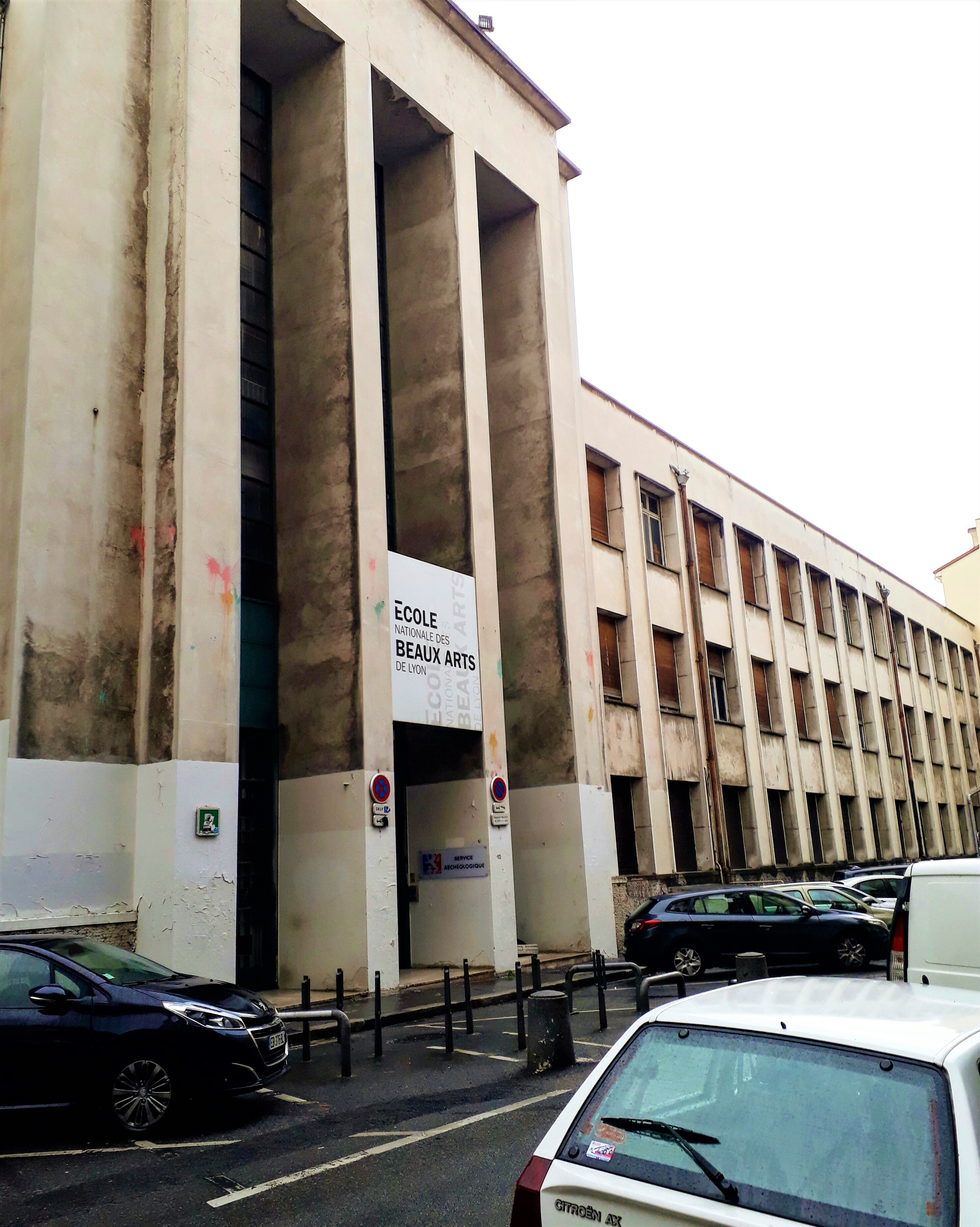 Crédit Brivaël Marone-Hitz / Lyon Bondy Blog.
