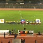 Lyon-Duchère AS / FC Villefranche Beaujolais. J16 National 14/12/2018. Hugo Dervissoglou / LBB