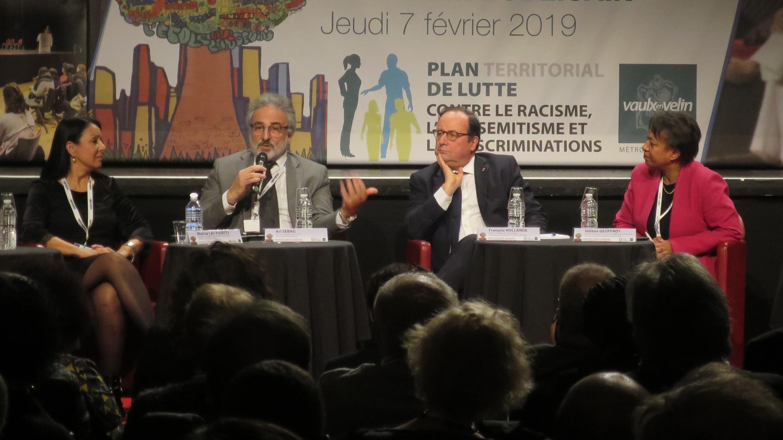 Vaulx-en-Velin : des débats citoyens contre le racisme