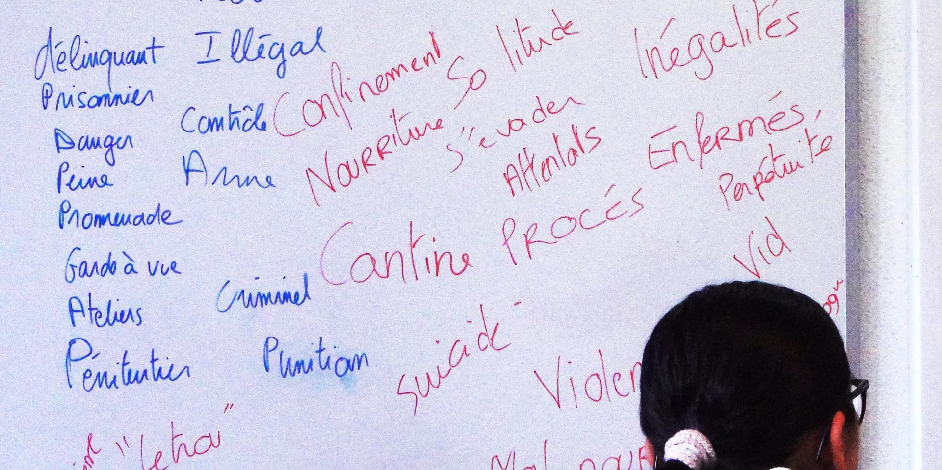 A Vénissieux, les élèves confrontent leur regard sur la prison