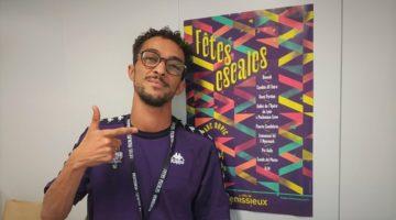 Demi Portion au Festival Fêtes Escales, à Vénissieux, le samedi 13 juillet 2019. Photo Lucas Sadowski / Lyon Bondy Blog