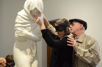 Musée des Beaux-Arts : l'art au bout des doigts