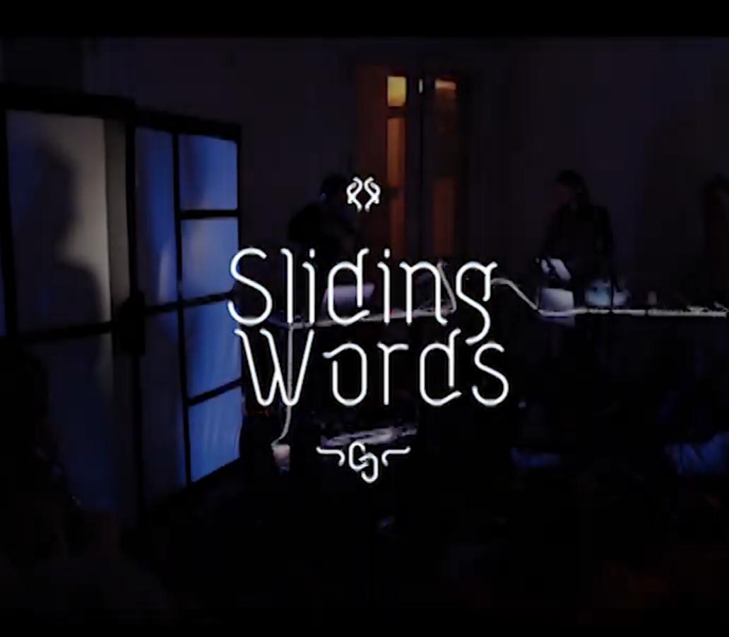 Un voyage musical improvisé avec Sliding Words