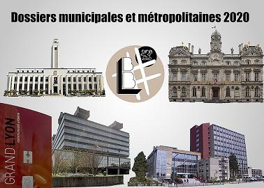Dossier élections municipales et métropolitaines avec le LBB – épisode 6 : État des lieux de Lyon