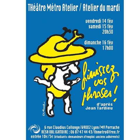 Le TH Métro Ateliers: le théâtre pour tous