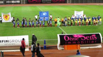 Lyon-Duchère AS 1-4 Avranches Lyon-Duchère AS 1-4 Avranches. Hugo Dervissoglou / LBB