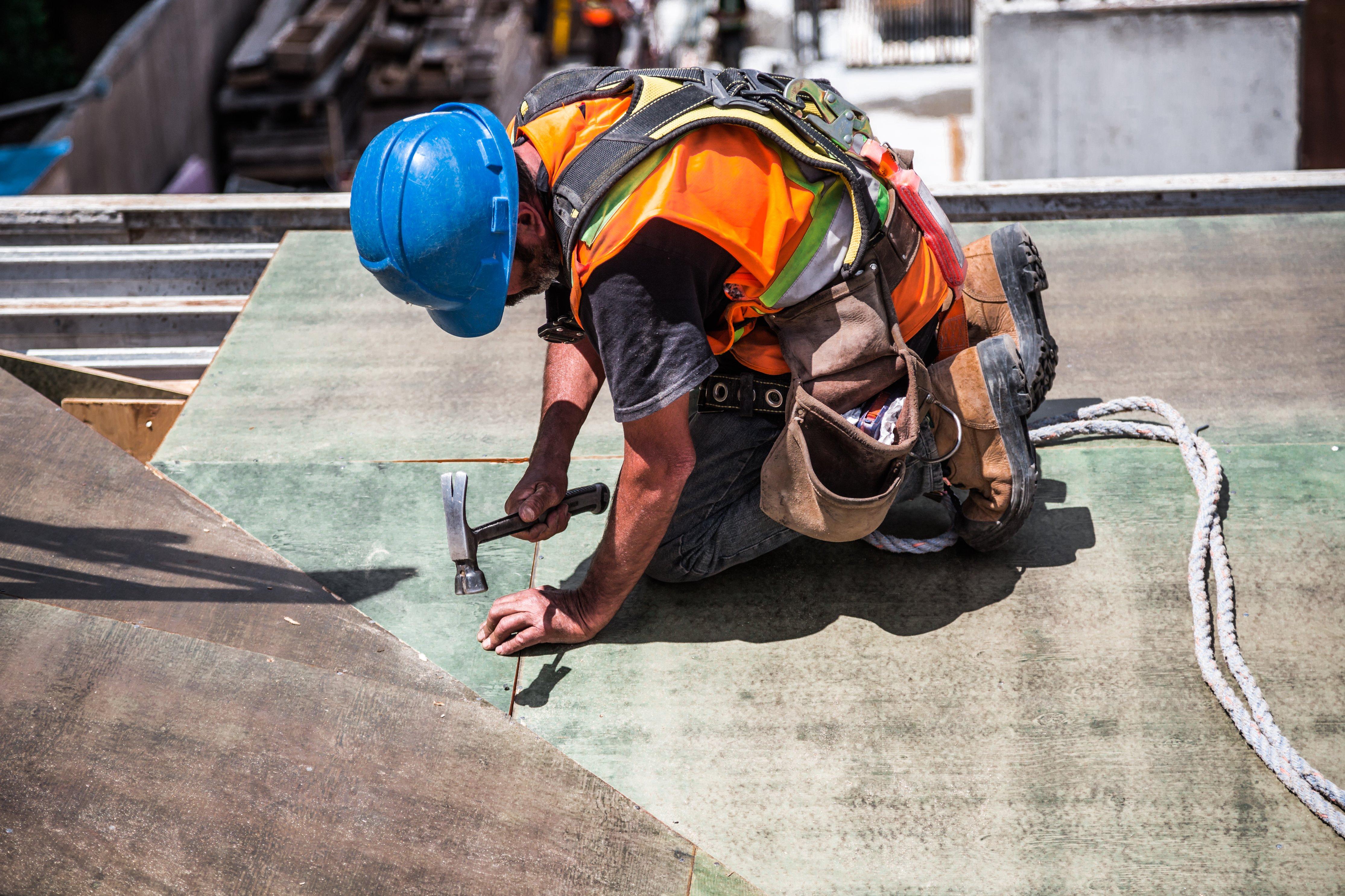 Tribune d'un ouvrier du bâtiment