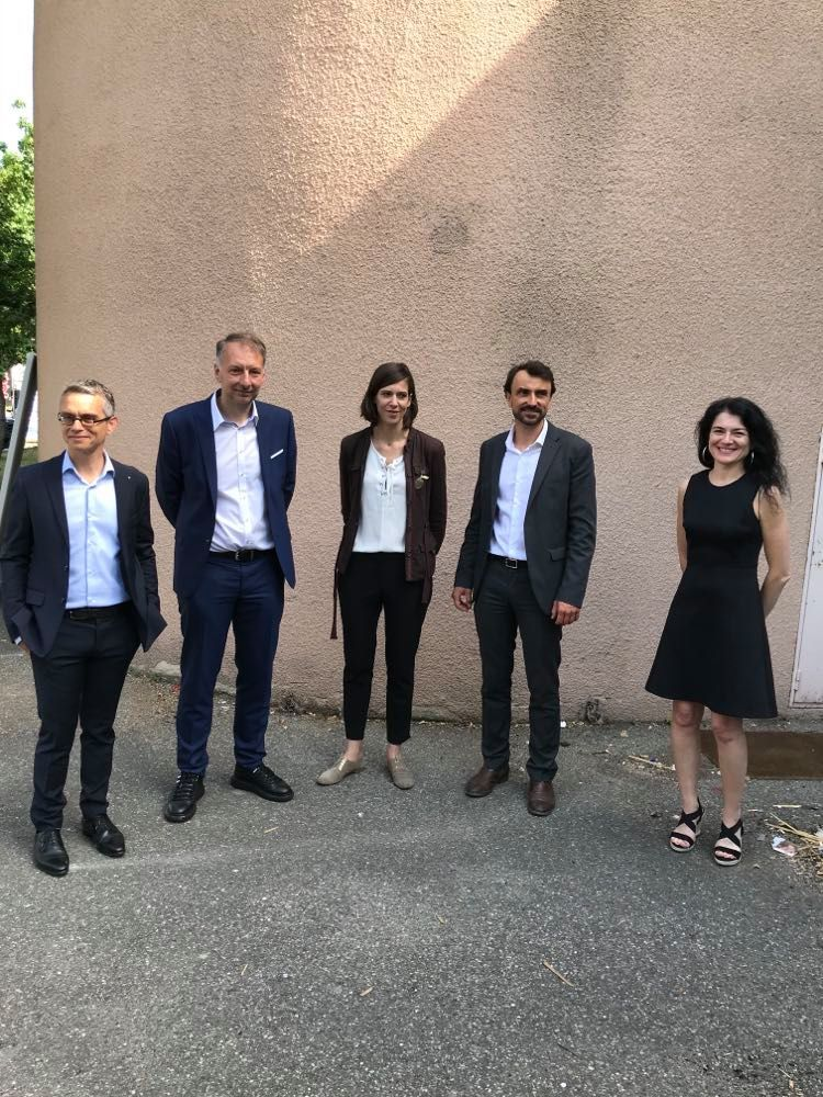 Élections 2020 : La Gauche Unie, Premier allié des Verts.