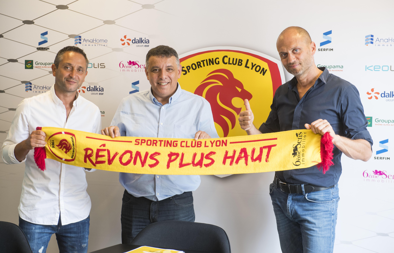 Le Sporting Club Lyon a un sixième sens