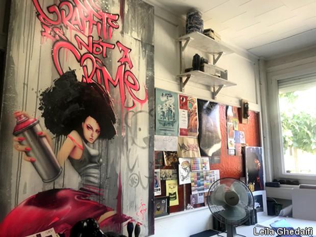 Street-art : Rencontre avec Kalouf