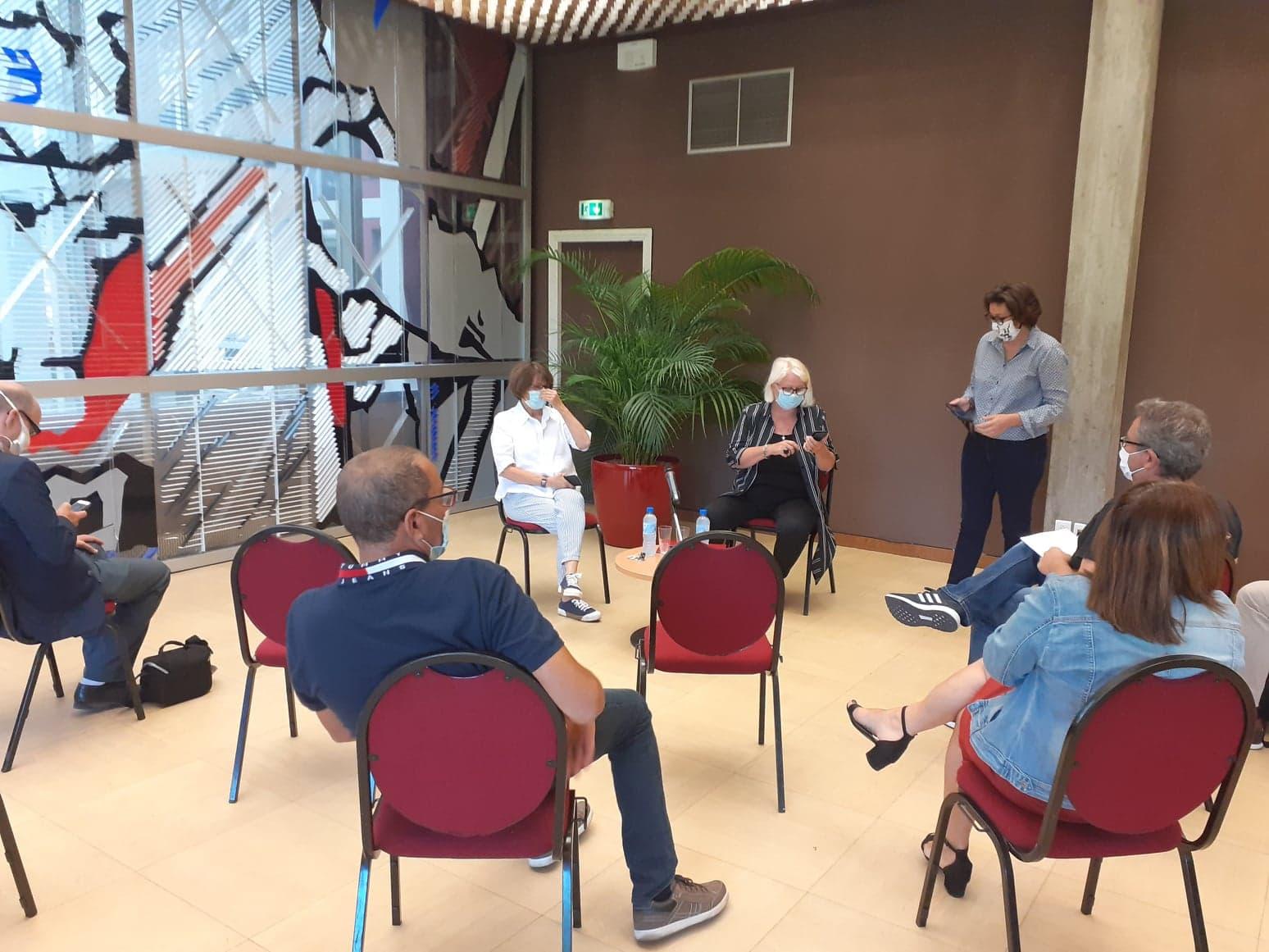 Une rentrée sous fond de crise sanitaire à la mairie de Vénissieux