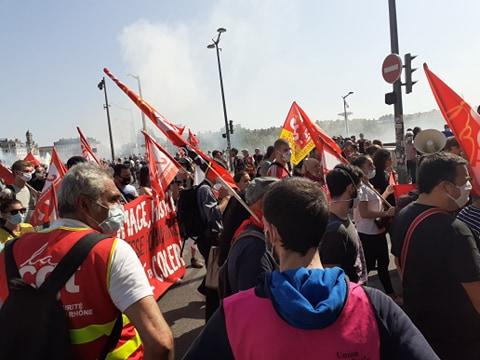 Journée de mobilisation dans la métropole ce jeudi 17 septembre