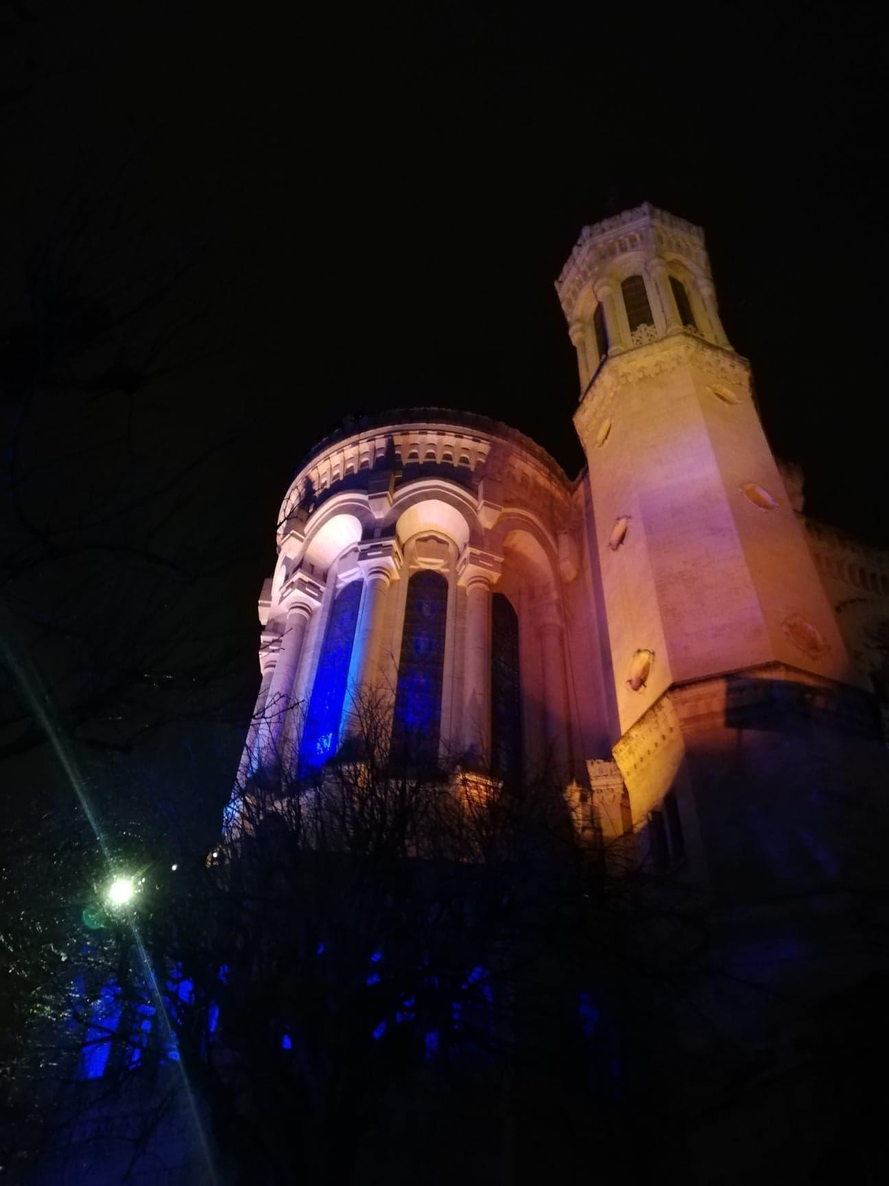8 décembre : des Lumières dans la nuit