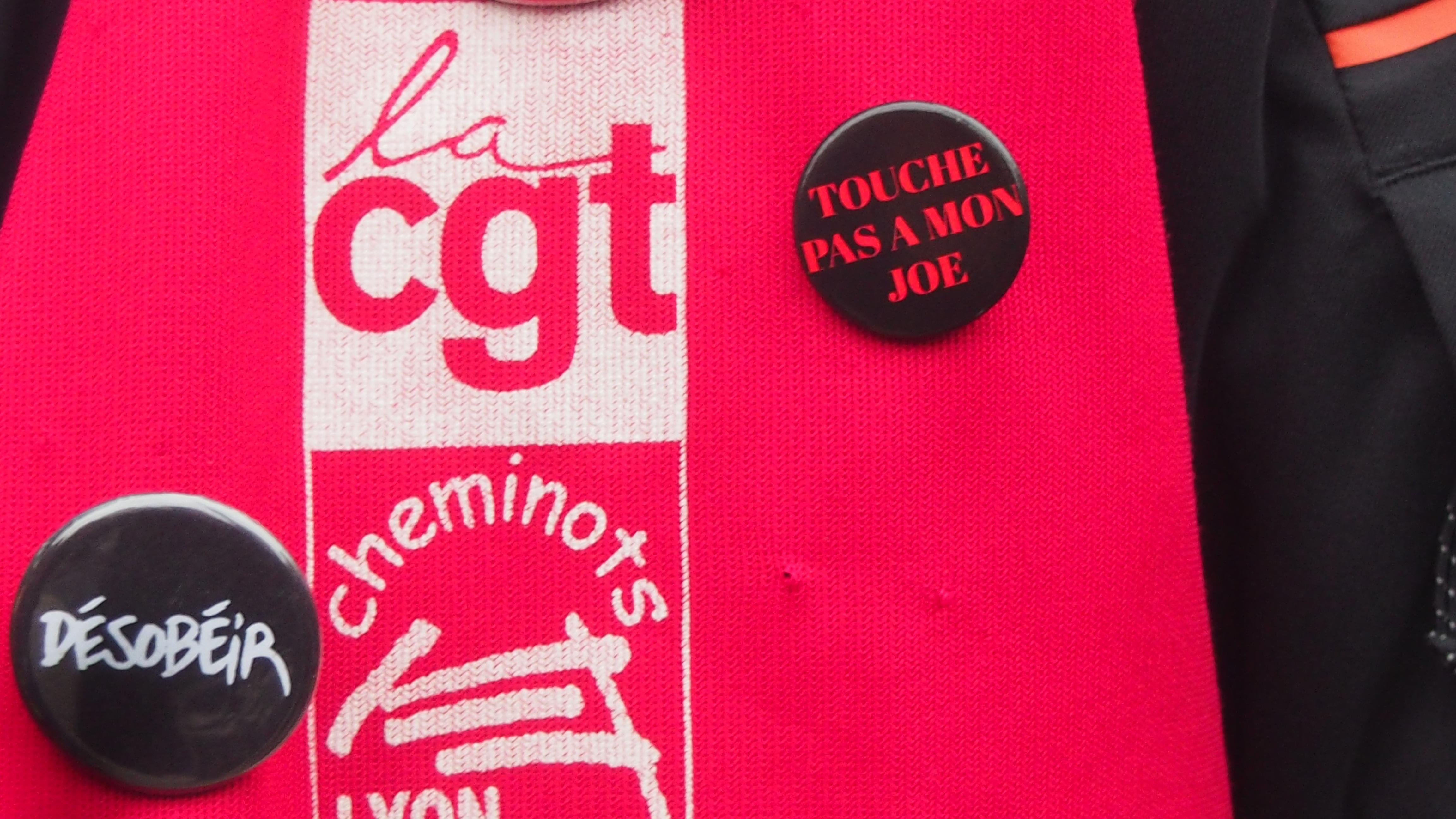 Gare Part-Dieu : les syndicats haussent la voix pour défendre un cheminot