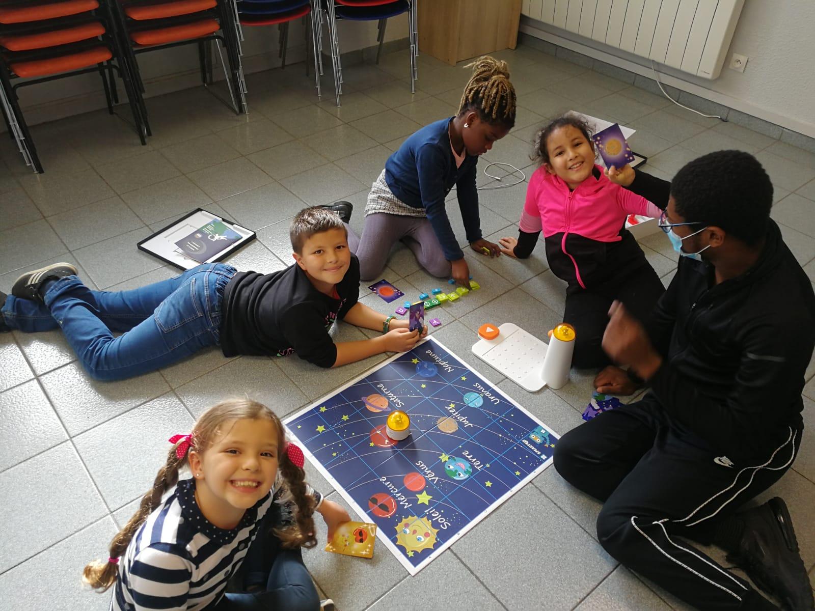 Des vacances apprenantes et solidaires aux ateliers Amasco
