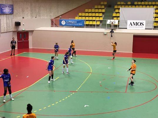 D2 Handball féminin : Une réaction payante pour les Lionnes