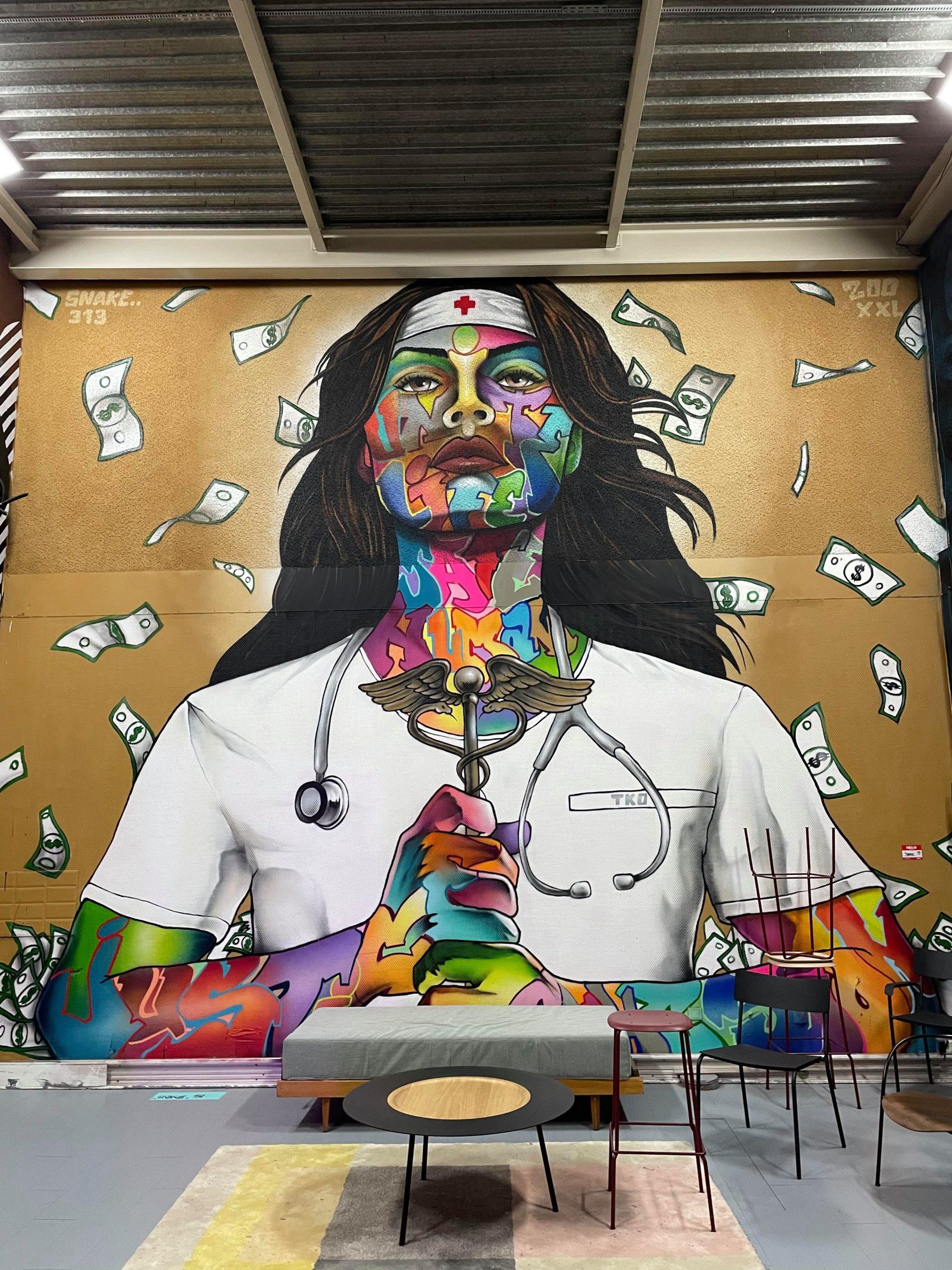 Street-Art : A la découverte de Zoo Art Show