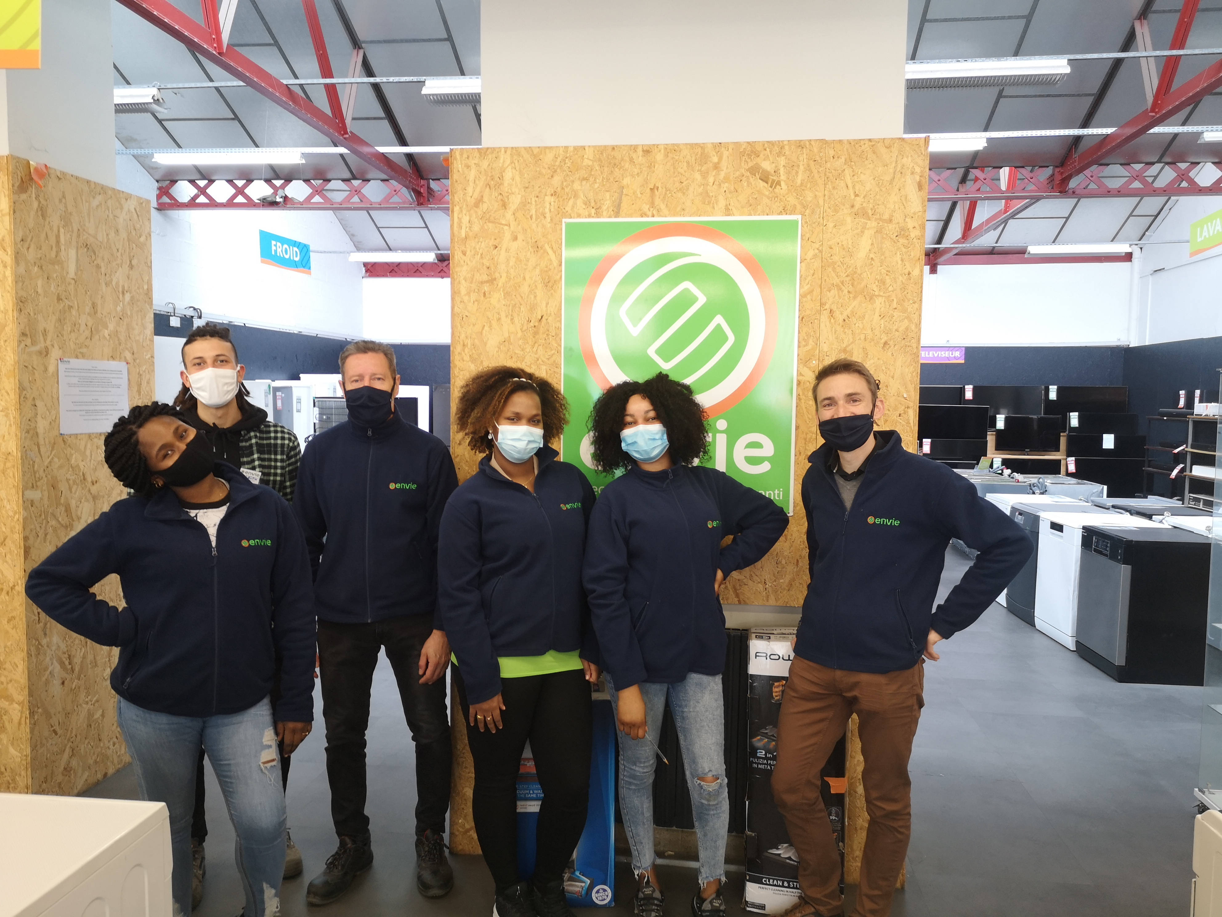 Envie Rhône : l'association qui donne une seconde chance à l'électroménager