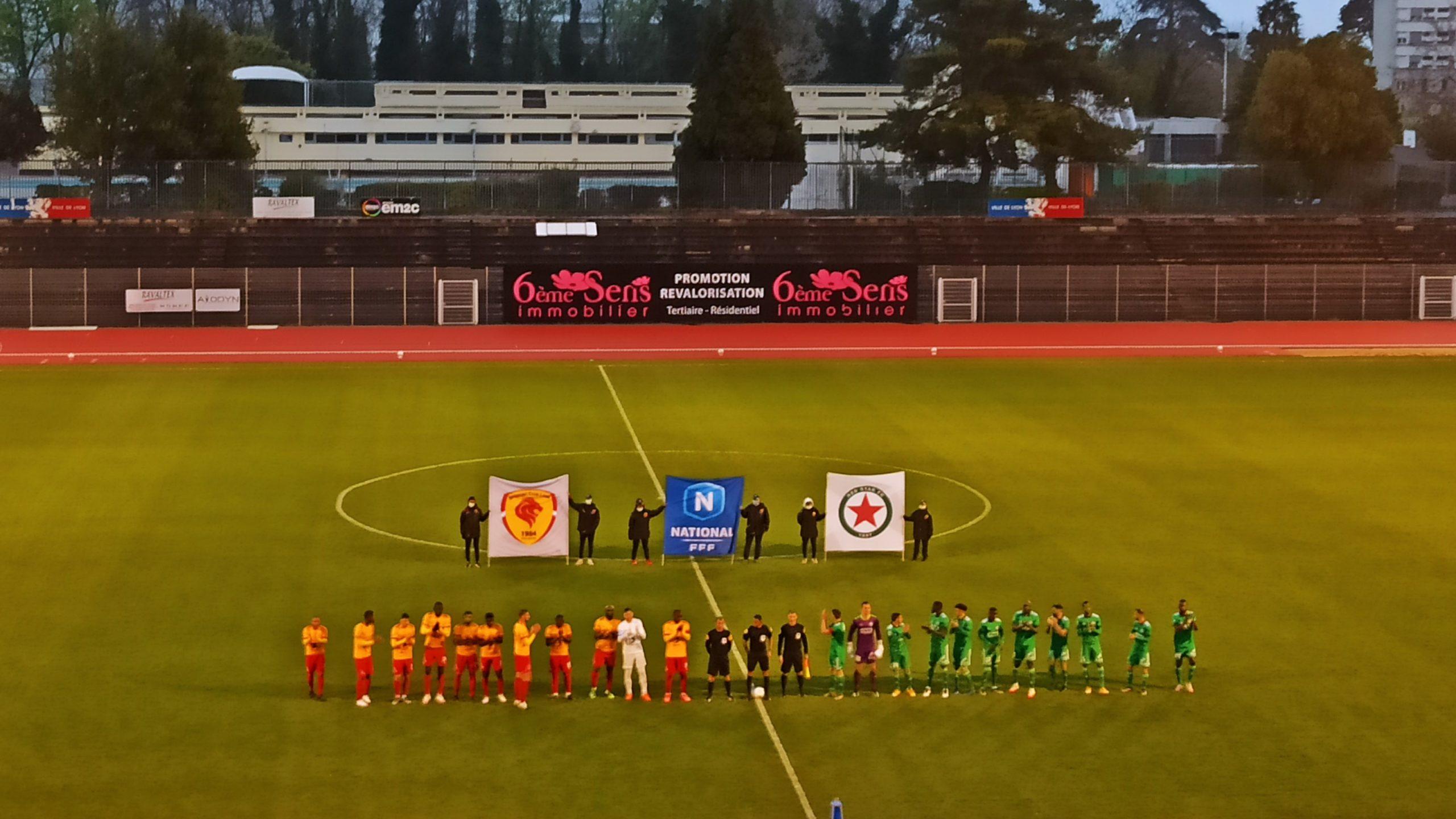 Le Sporting Club de Lyon s'offre une quatrième victoire