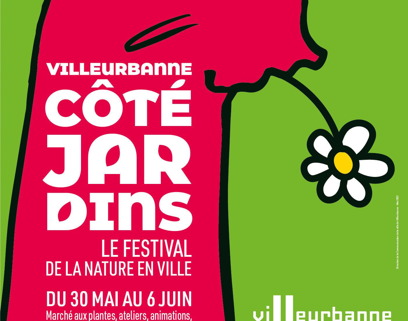 Festival « Villeurbanne côté jardins » : une semaine dédiée à la nature