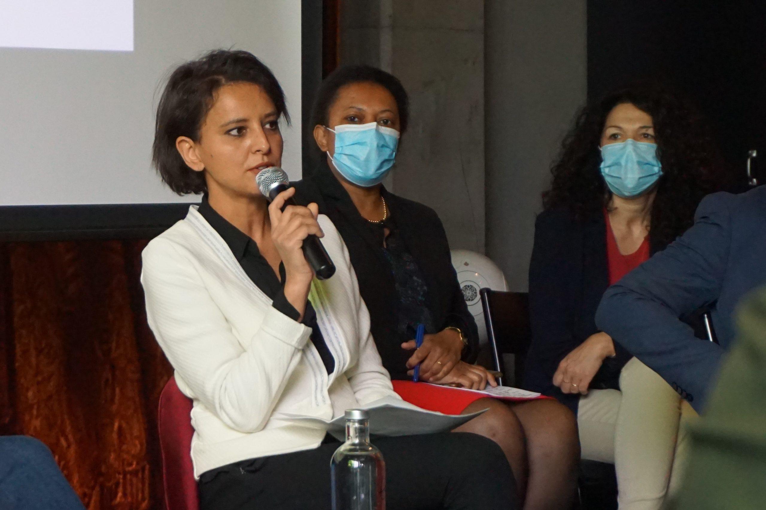Najat Vallaud-Belkacem : « Une urgence absolue de prendre soin de notre jeunesse » – PARTIE 2