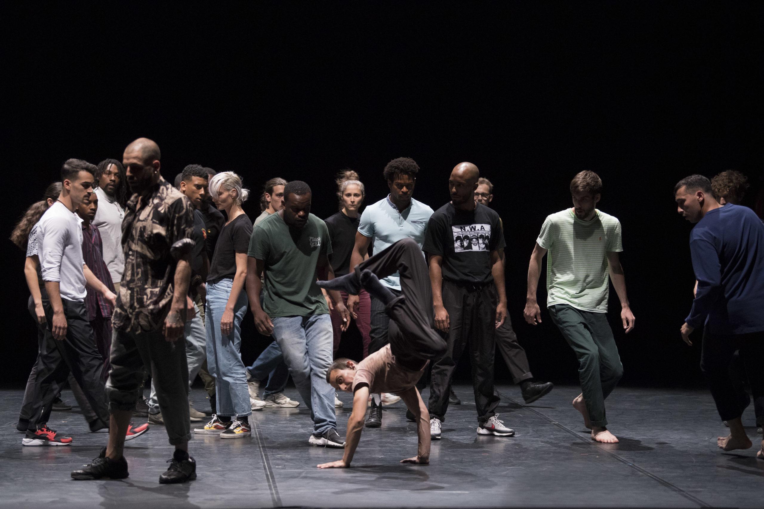 Biennale de la danse 2021 : les Usines Fagor réinvesties en espace d'art