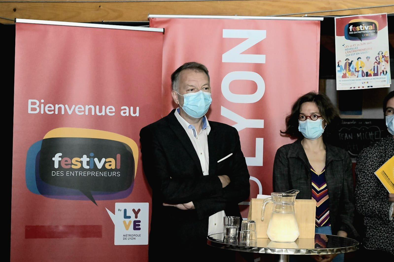 Métropole de Lyon : « On ne laisse personne entreprendre seul »