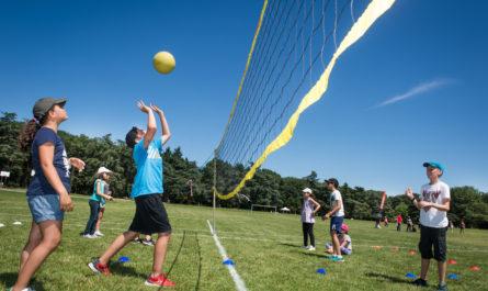 Métropole vacances sportives : des activités pour l'été. Crédits : le site de la Métropole Grand Lyon