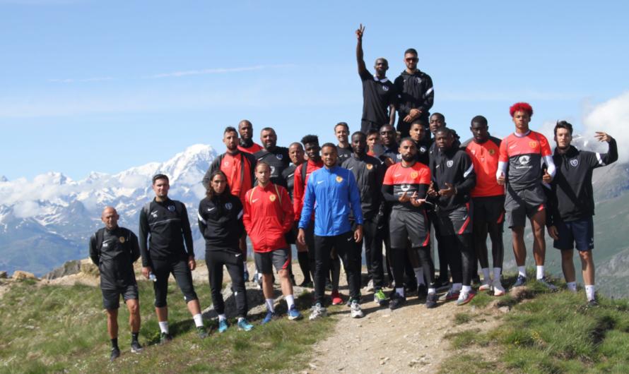 Football : Lyon La Duchère se prépare pour la nouvelle saison.