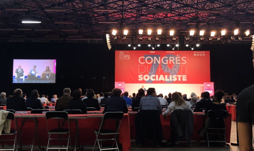 Le 79ᵉ Congrès du Parti Socialiste : entre union et crispations