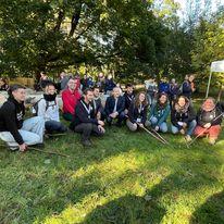 Ecologie : Début de la petite transhumance au Parc de la tête d'or