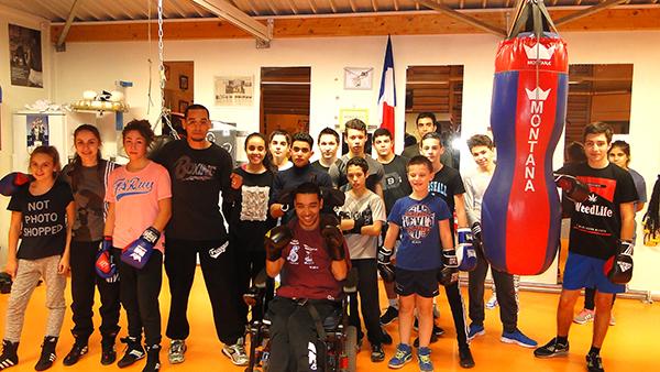 Mohamed Boughanmi: «La boxe, c'est une histoire d'amour»