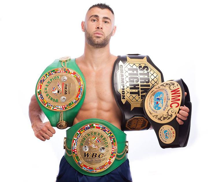 Yohan Lidon (kickboxing): «Pour réussir, il faut rester simple»