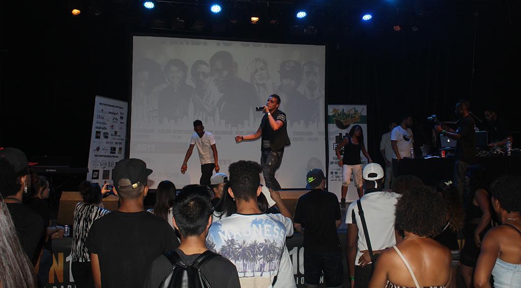 Stars' Intercités éclaire la scène hip-hop régionale